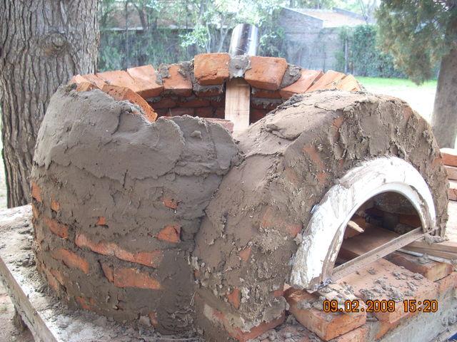 Hornos de barro construccion - Hornos de barro ...